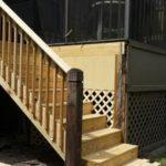 stair deck